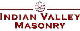 Indian valley masonry logo